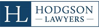 Hodgson Lawyers Logo